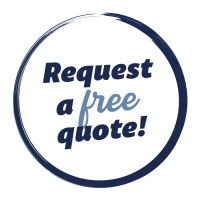 JHS Request a free quote badge